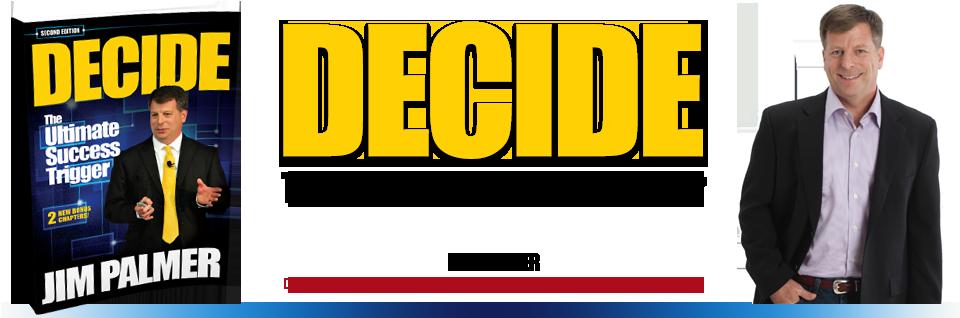 Decide for Success Book